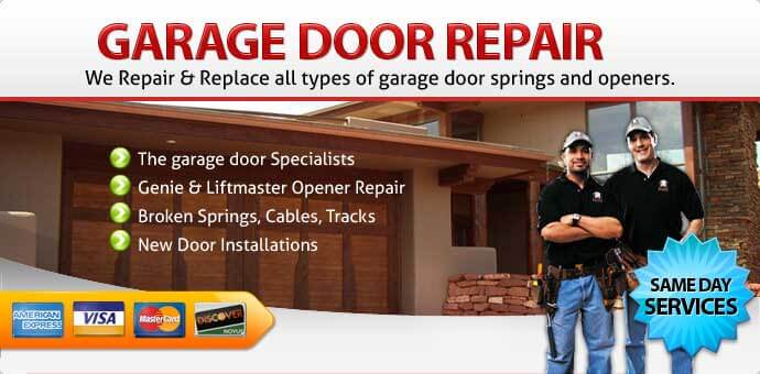 garage door repair Miami Beach FL